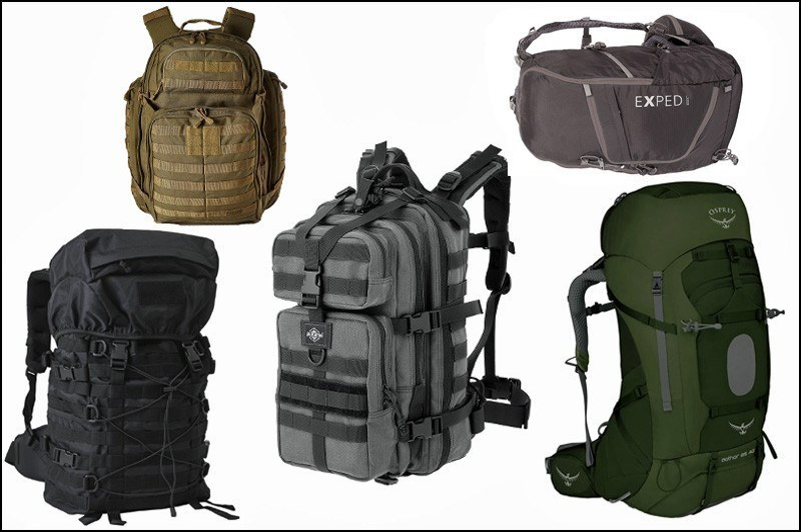 Survival Gear List - Backpack