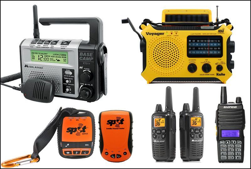 Survival Gear List - Electronic Rescue Signaling