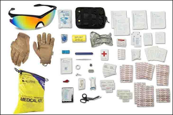 Survival Gear List First Aid