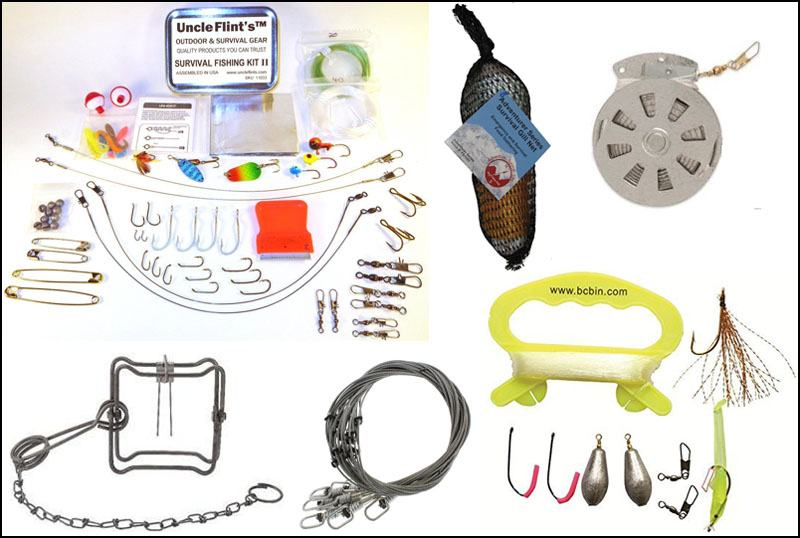 Survival Gear List Fishing And Trapping