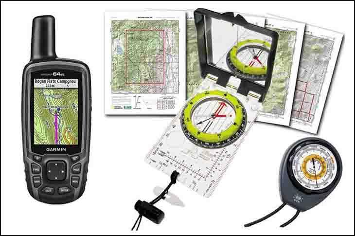 Survival Gear List - Navigation
