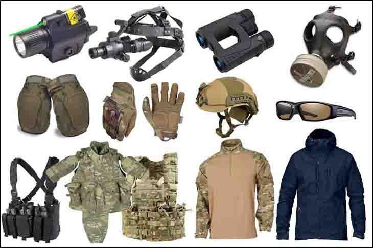 Survival Gear List - Tactical